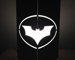 Luminaria de mesa Batman