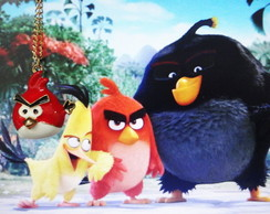 Colar Angry Birds
