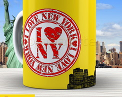 Caneca I love New York - Xicara 596