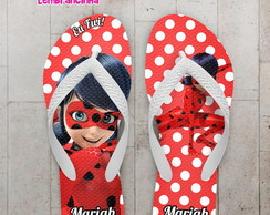 Chinelo Infantil Miraculous