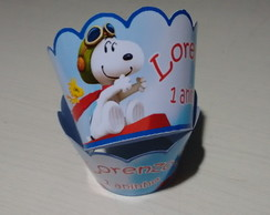 Wrappers personalizados snoopy