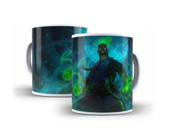 Caneca League of Legends Brand Zumbi