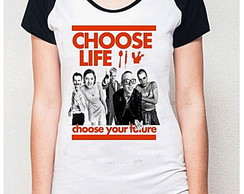 BABY LOOK RAGLAN - TRAINSPOTTING
