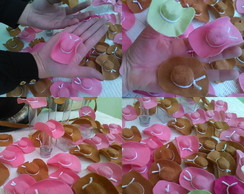 chapeuzinho COWGIRL ,cawboys, country,