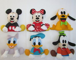 Turma do Mickey Enfeite de mesa