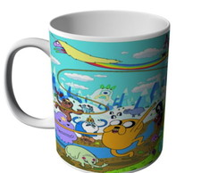 CANECA ADVENTURE TIME-6170