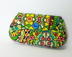 Mini Clutch Colorida