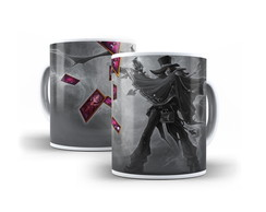 Caneca League of Legends Twisted Fate