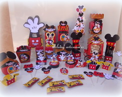 Kit personalizado Mickey