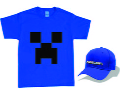 Camiseta do Minecraft