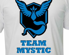 Camiseta team Mystic Pokémon