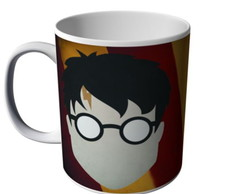 CANECA HARRY POTTER - MINIMALISTA-6376