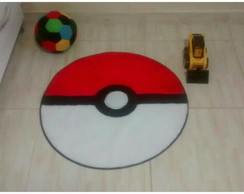 Tapete Infantil Pokebola BIG (>1,20m)