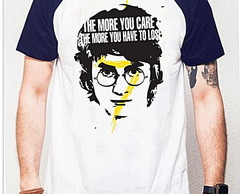 CAMISETA RAGLAN - HARRY PORTER 2