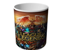 CANECA LEAGUE OF LEGENDS MOD 2-8257