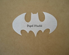 Aplique Papel de arroz - Batman