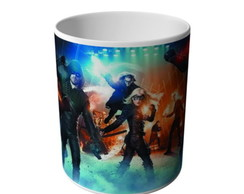 CANECA PERSONAGENS FLASH E ARROW-8227