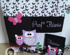 Bolsa Professora + Porta documentos