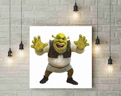 Quadro Shrek Model 2