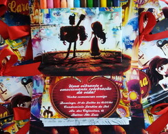 Festa no Céu - The Book of life