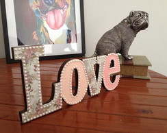 Love Mdf Decorado