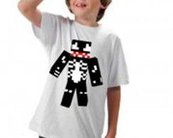 Camiseta Minecraft Vemon Skin