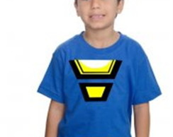 Camiseta Power Ranger Turbo