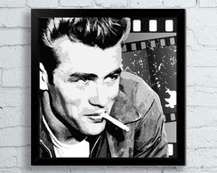 Quadro cinema James Dean