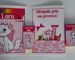 Kit Colorir e Massinha Gatinha Marie