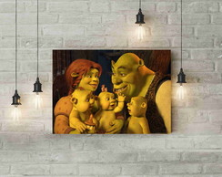 Quadro Shrek Model 22