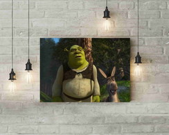 Quadro Shrek Model 32