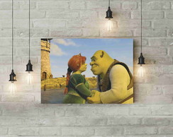 Quadro Shrek Model 34