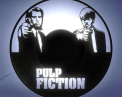 Pulp Fiction - Luminária LED