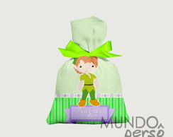 Saquinho Peter Pan Cute 15cm X 20cm