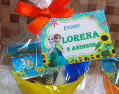 Mini Kit Jardinagem - Frozen Fever