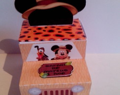Jipe Mickey Safari