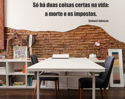 Frases Decorativas Samuel Johnson