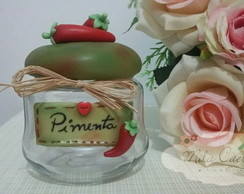 Pote pimenta Biscuit Country