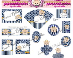 Arte Digital Kit Festa Personalizada