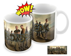 Caneca - Prison Break