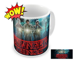 Caneca - Stranger Things