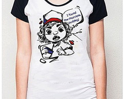 BABY LOOK RAGLAN - DUSTIN