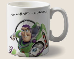 Caneca Buzz Lightyear - Toy Story