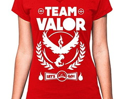 BABY LOOK - TEAM VALOR