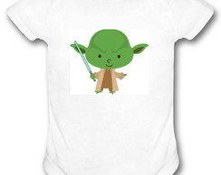Body infantil star wars yoda kids