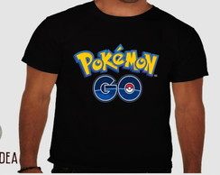 camiseta Pokemon Go c