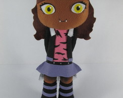 Clawdeen Wolf (Monster High)