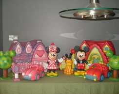 mickey e minnie House