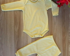 Kit 3 Conjunto Body e Mijão