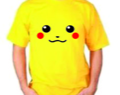 Camiseta do Pokemon Go 1